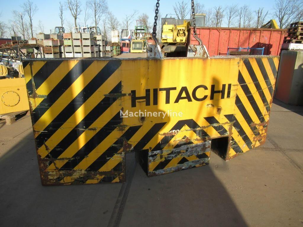 HITACHI excavator counterweight