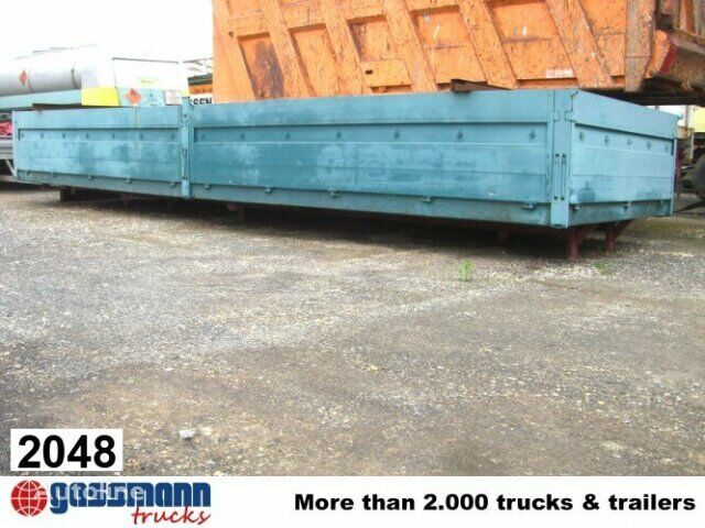 Andere Pritsche flatbed truck body