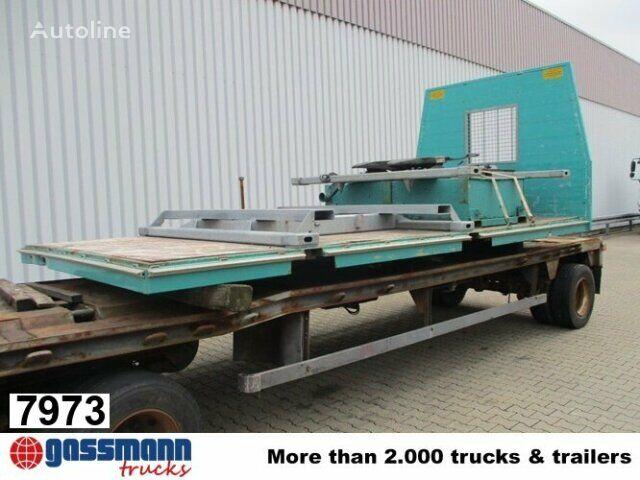 Andere Pritschenaufbau mit Wechselsystem Pritschenaufbau mit Wec flatbed truck body