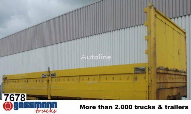 Andere Wechselpritsche flatbed truck body