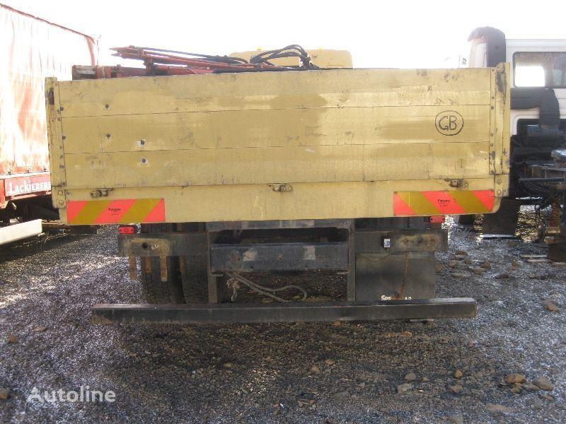 DAF LF55 flatbed truck body