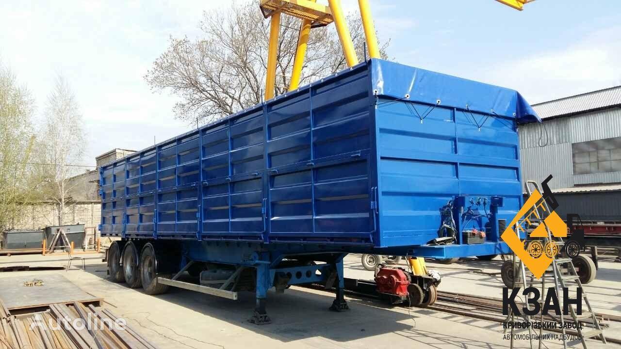 new dlya polupricepa flatbed truck body