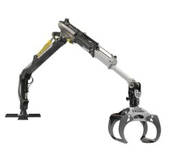 new Cranab FC6 forestry crane