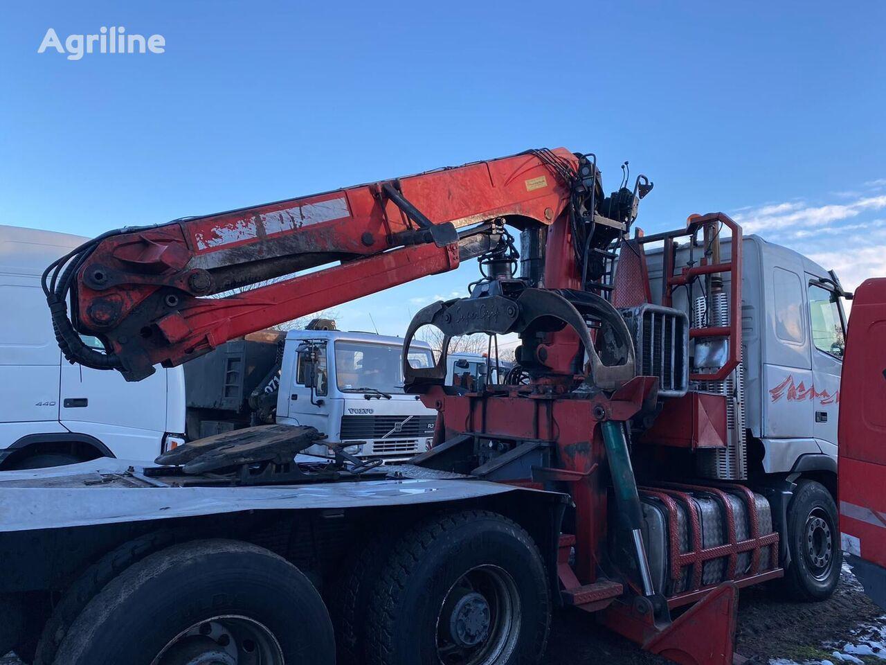 EPSILON Palfinger E250L82 forestry crane