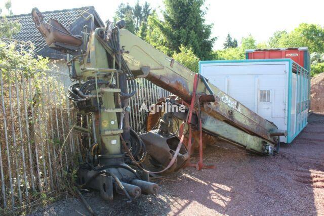 LOGLIFT F241SL79A forestry crane