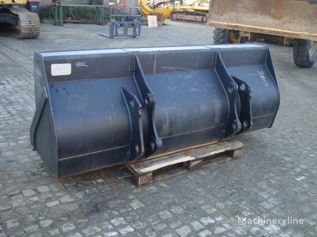 CATERPILLAR 432E/434E/444E - 1150 Liter front loader bucket