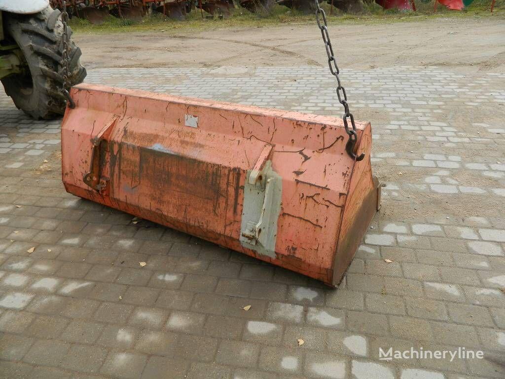 Cita tehnika Kauss 19 front loader bucket