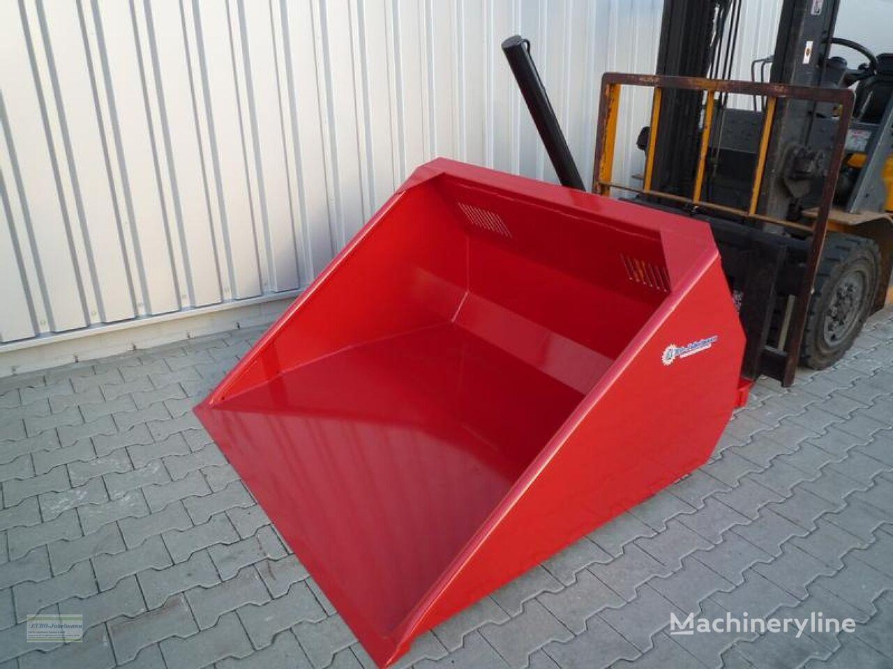 new EURO-JABELMANN EFS 1500, 1,50 m front loader bucket