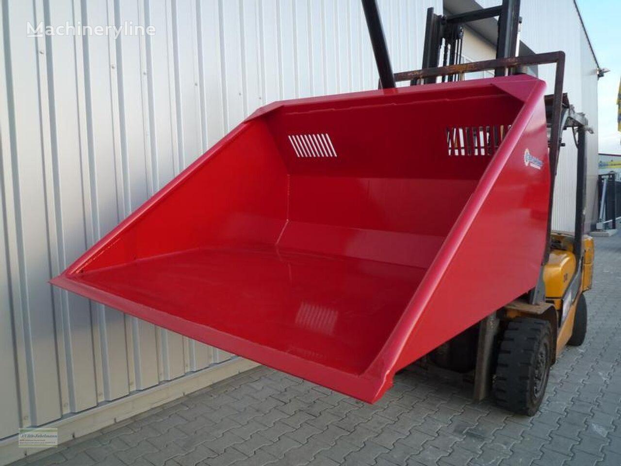 new EURO-JABELMANN EFS 1800, 1,80 m front loader bucket