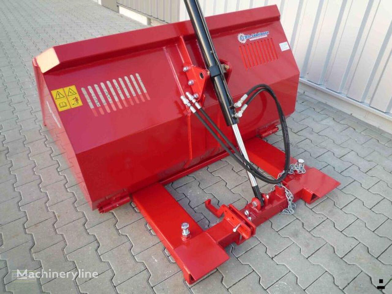new EURO-JABELMANN Gabelstaplerschaufel EFS 2100, 2,10 m, NEU front loader bucket