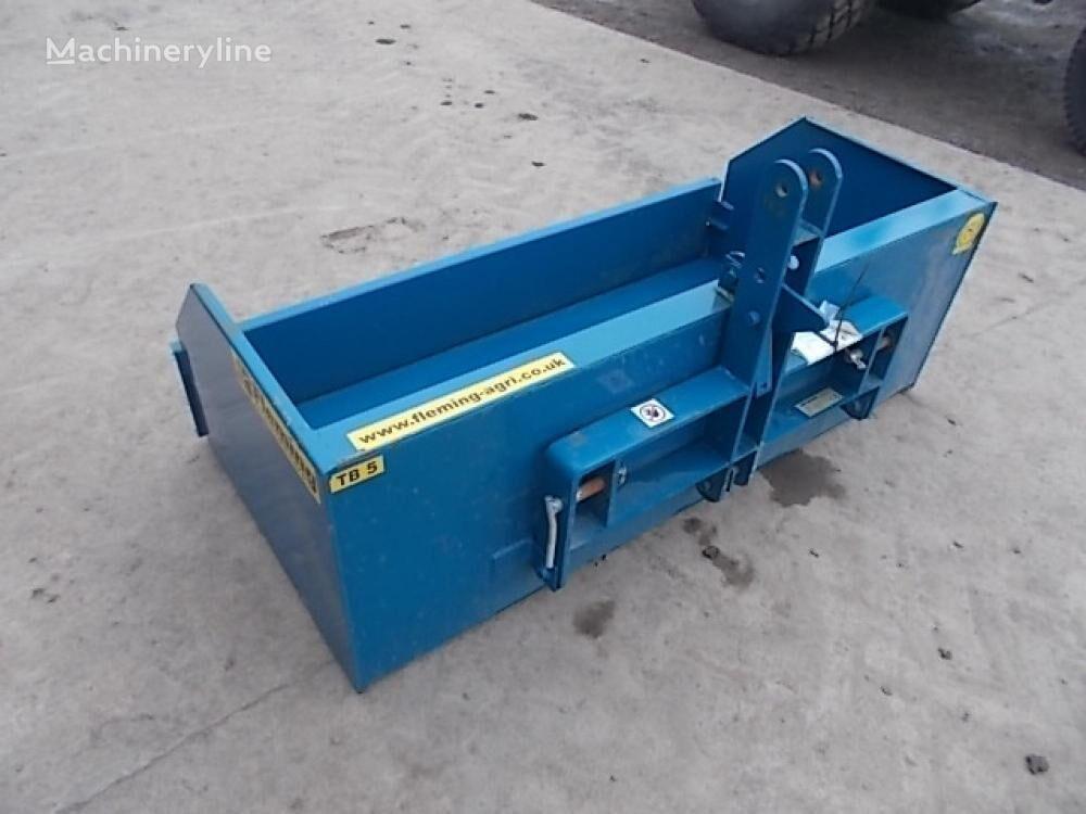 Fleming TB 5 front loader bucket