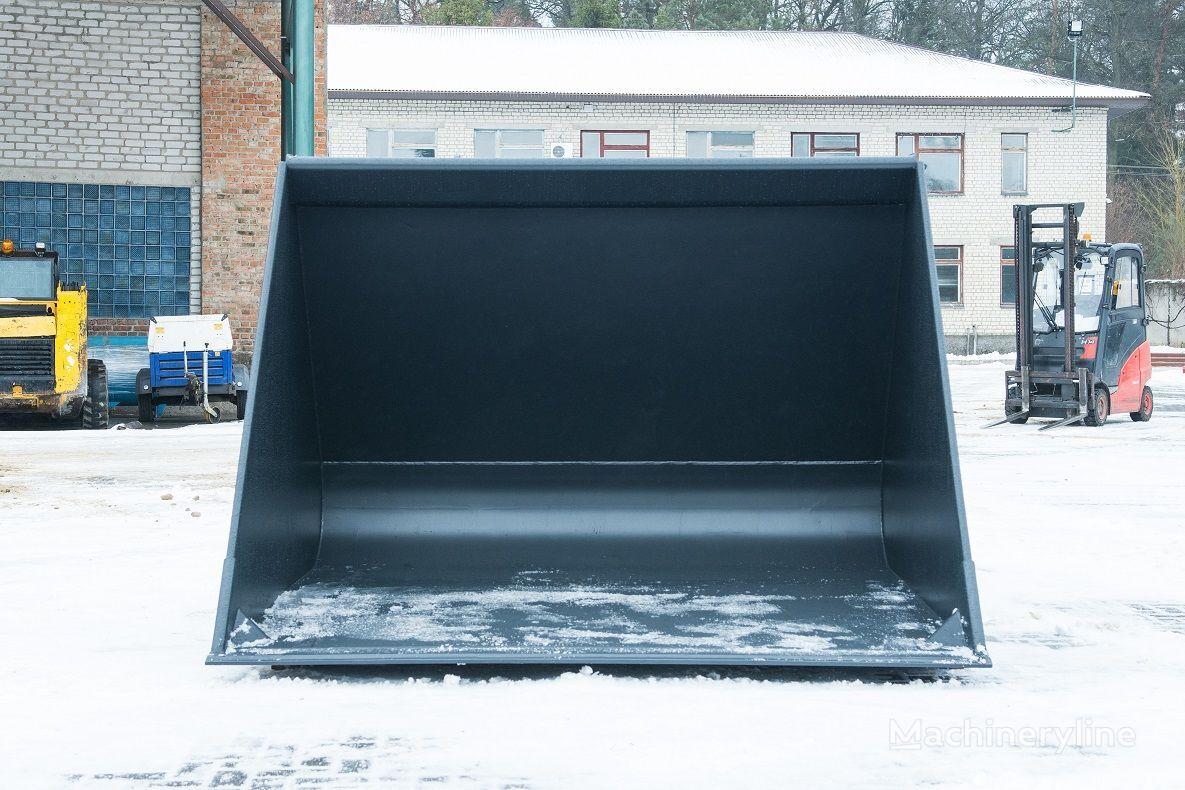JCB Kovshi front loader bucket