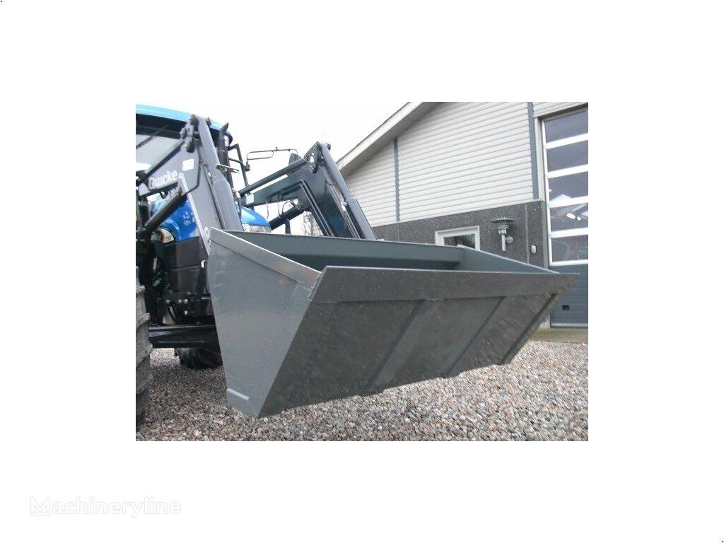 Limas  Ny 1,5m Alm. skovl med Euro front loader bucket