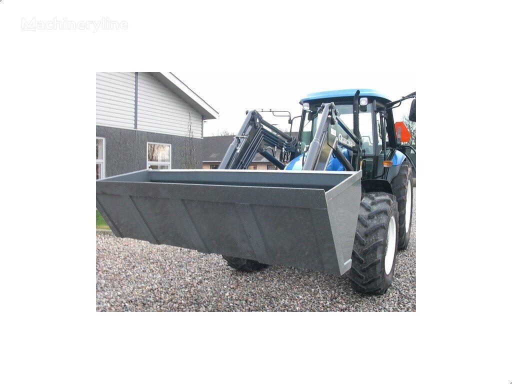 Limas  Ny 2,2m Alm. skovl med Euro front loader bucket
