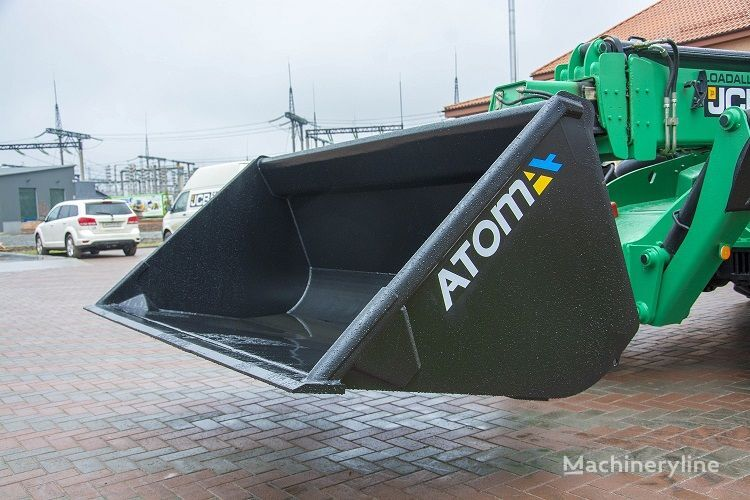 new MANITOU front loader bucket