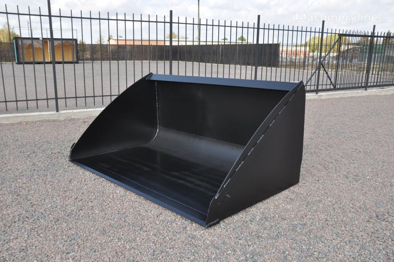 MANITOU JCB front loader bucket