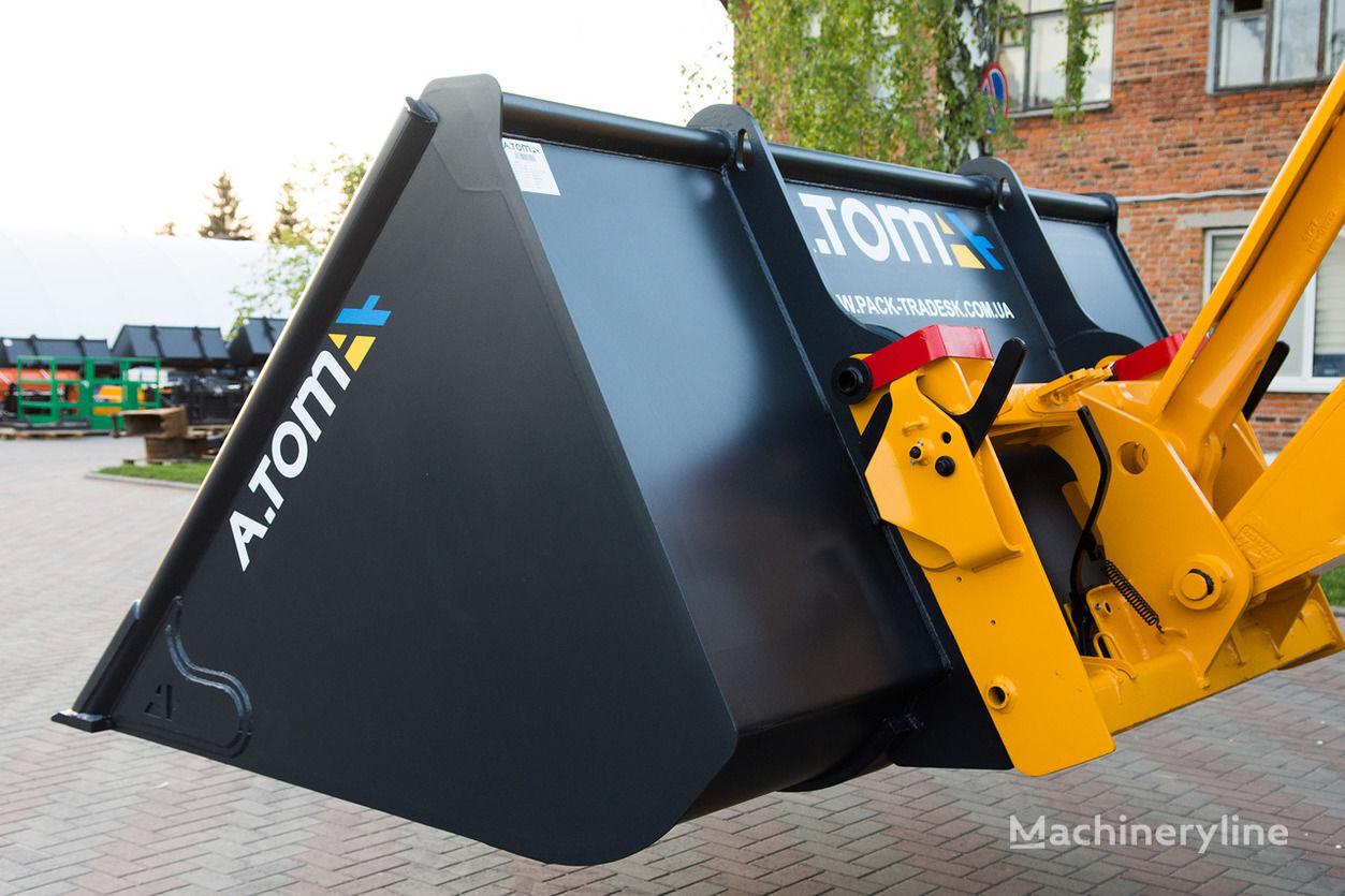 new MANITOU dlya teleskopicheskogo pogruzchika front loader bucket