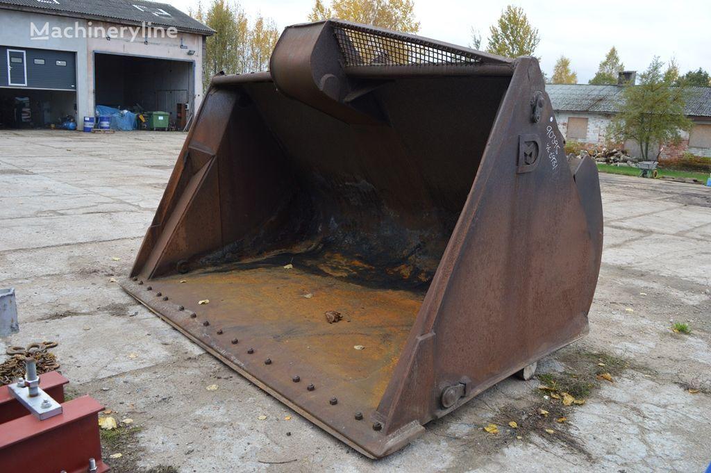 VOLVO L180 / L220 front loader bucket