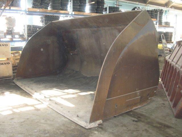 Light material bucket for coal front loader bucket