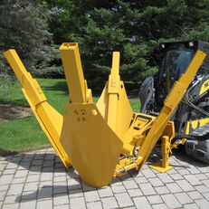 new AME Tree Spade front loader