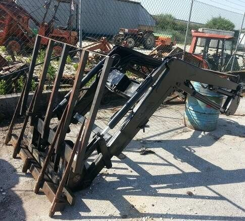Carregador frontal para tractor agricola front loader