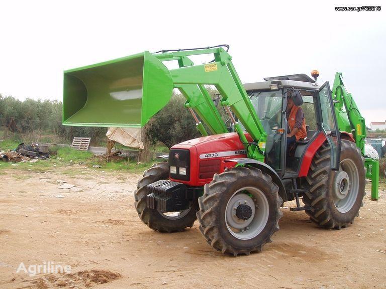 BIM koubadeς-tsapakia front loader