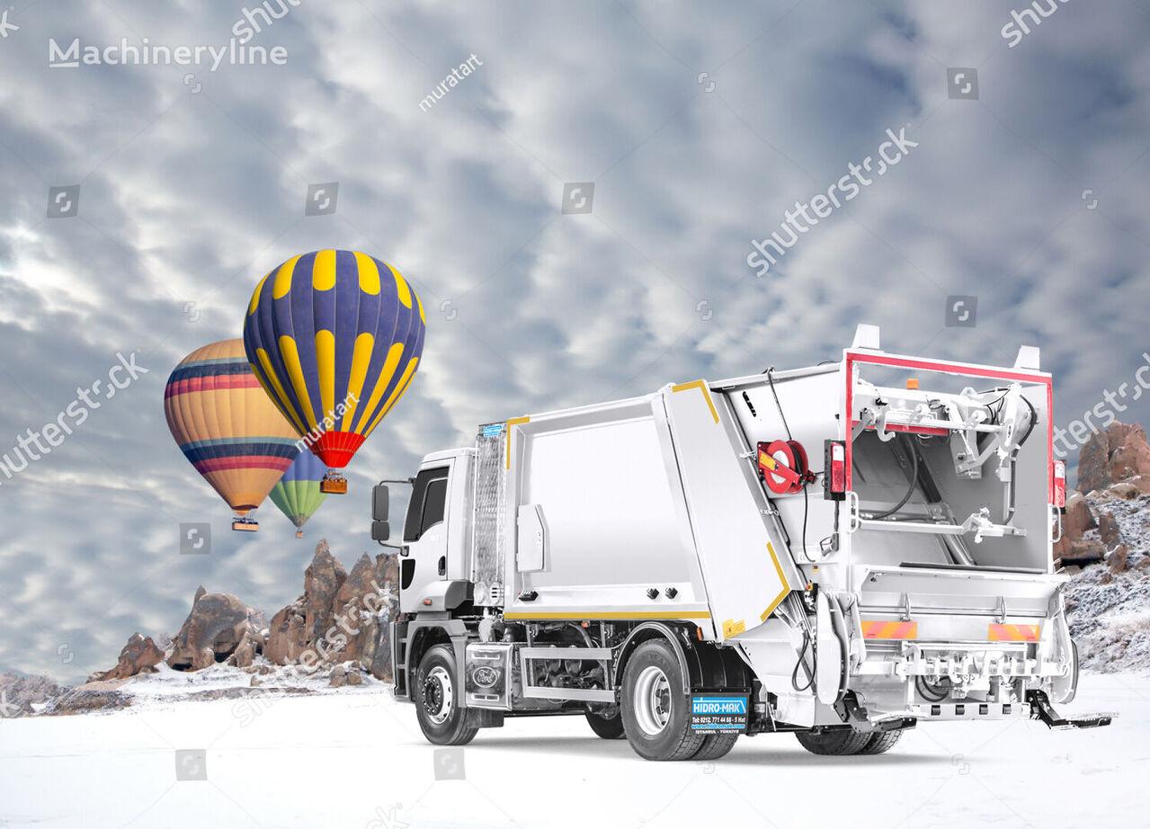 new HİDRO-MAK garbage truck body