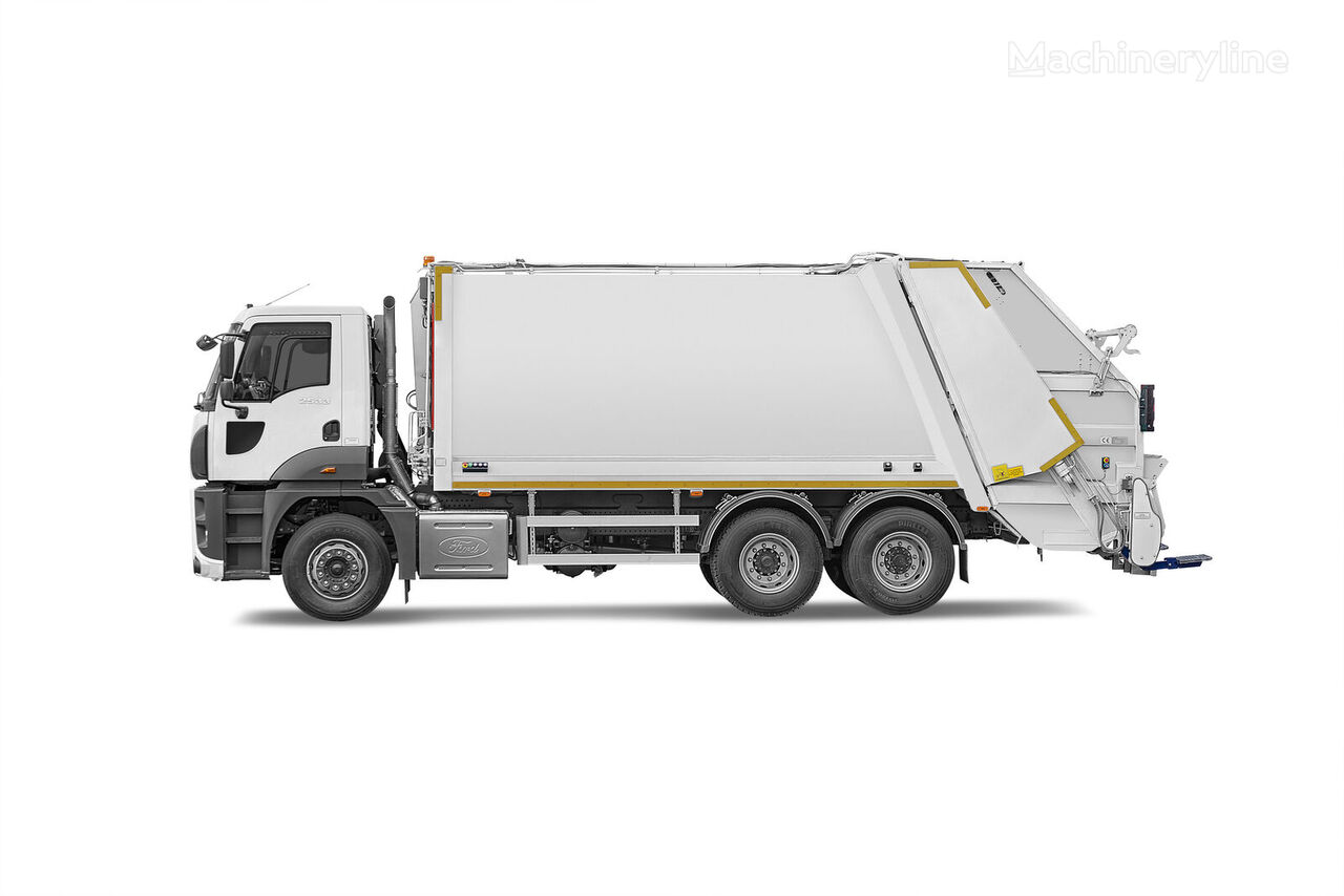 new HİDRO-MAK SCK-15 garbage truck body