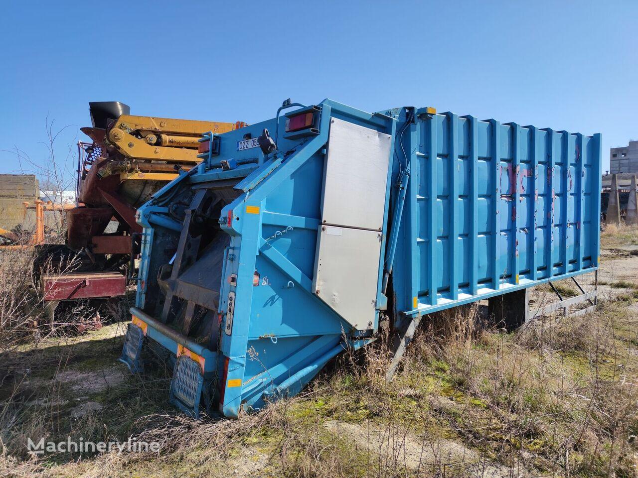 MERCEDES-BENZ garbage truck body