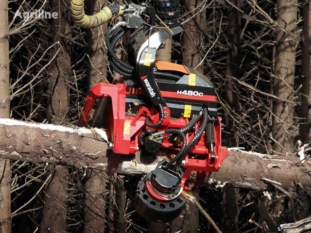 new WARATAH H480C harvester head