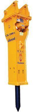 new STAR Hammer G1800S hydraulic breaker