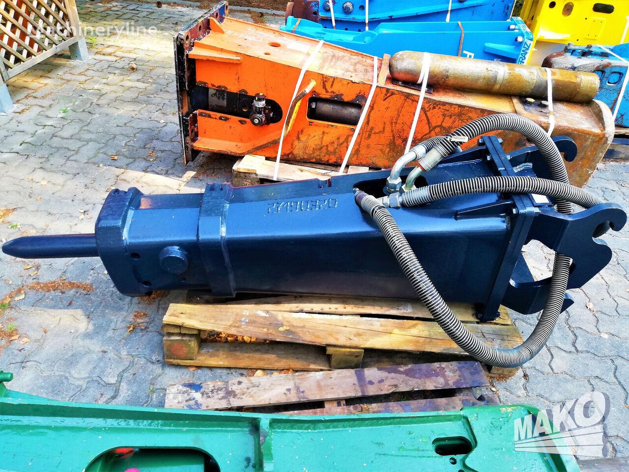 CATERPILLAR H 90 S hydraulic breaker