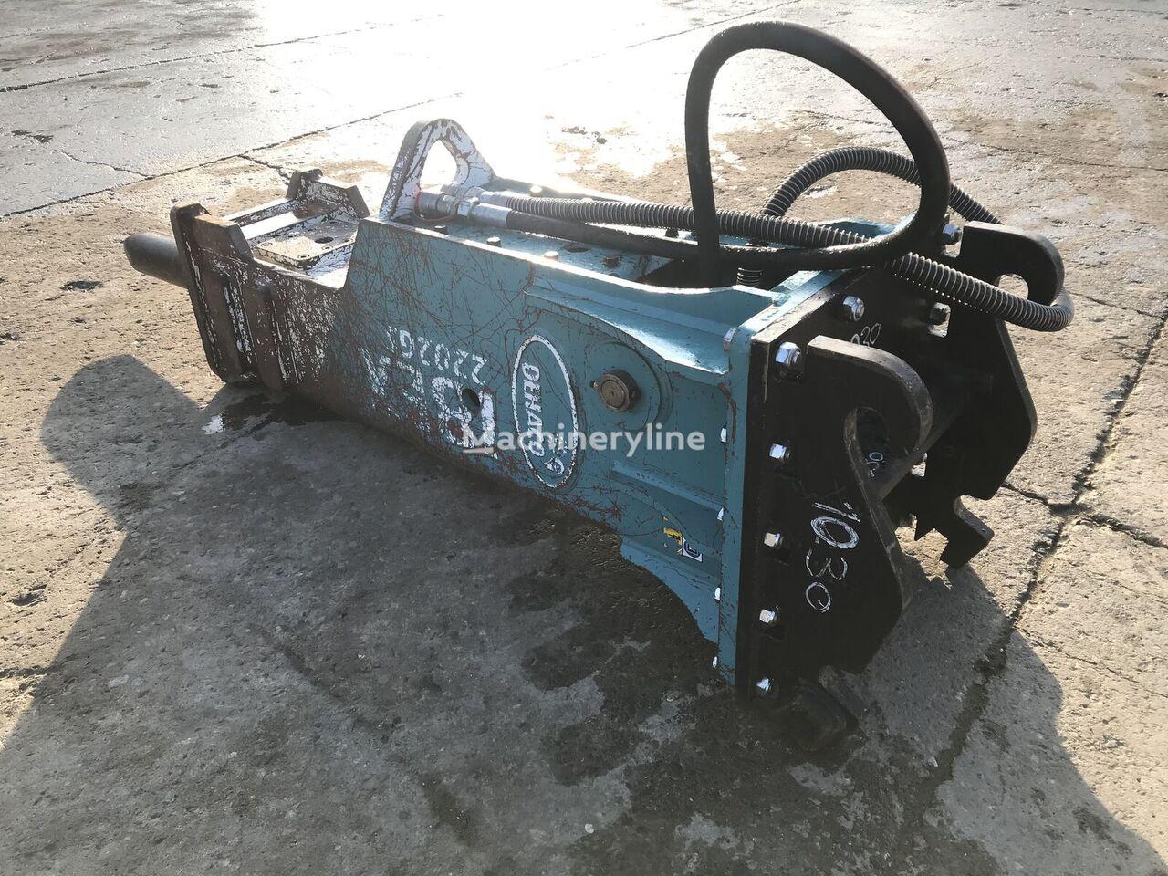 DEHACO cw40 ibex2202gs hydraulic breaker
