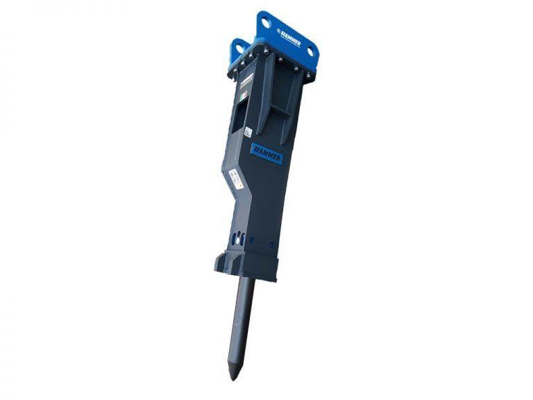 new HAMMER FX600 hydraulic breaker