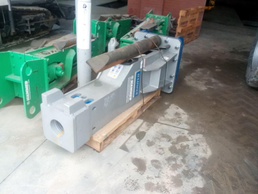 new HAMMER HM 2500 hydraulic breaker