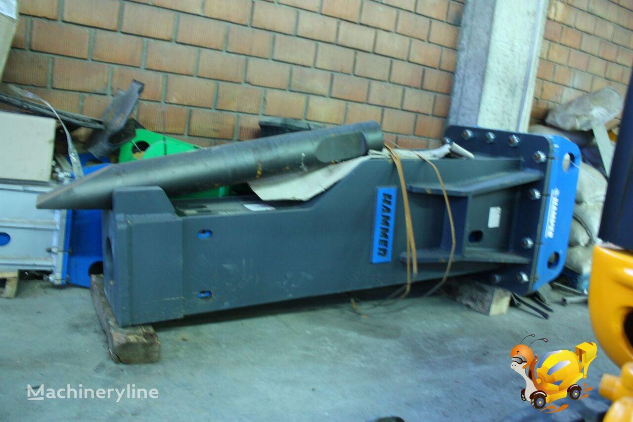 new HAMMER HM 2900 hydraulic breaker