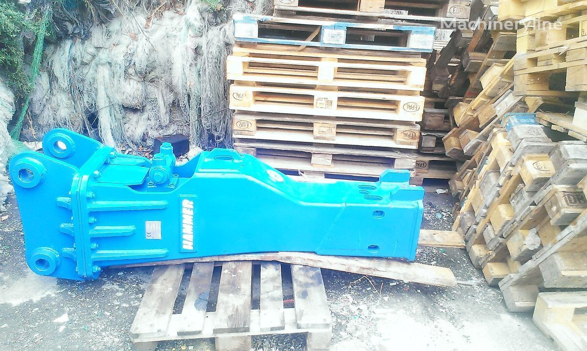 new HAMMER HS 1000 hydraulic breaker