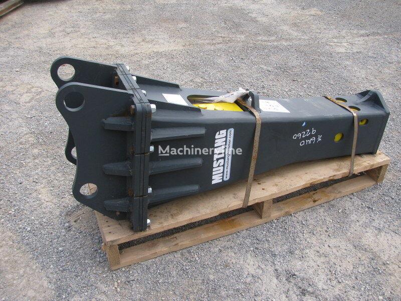 new HAMMER MUSTANG SB300 teža 300kg NOVO hydraulic breaker