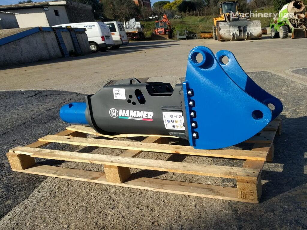 HAMMER SB250 hydraulic breaker
