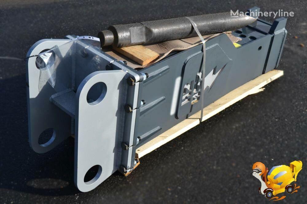 new Heinz HZ 852 hydraulic breaker
