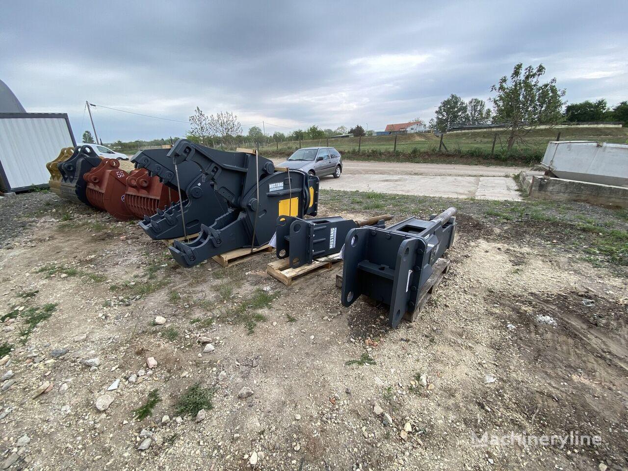 new MUSTANG HM1900 hydraulic breaker