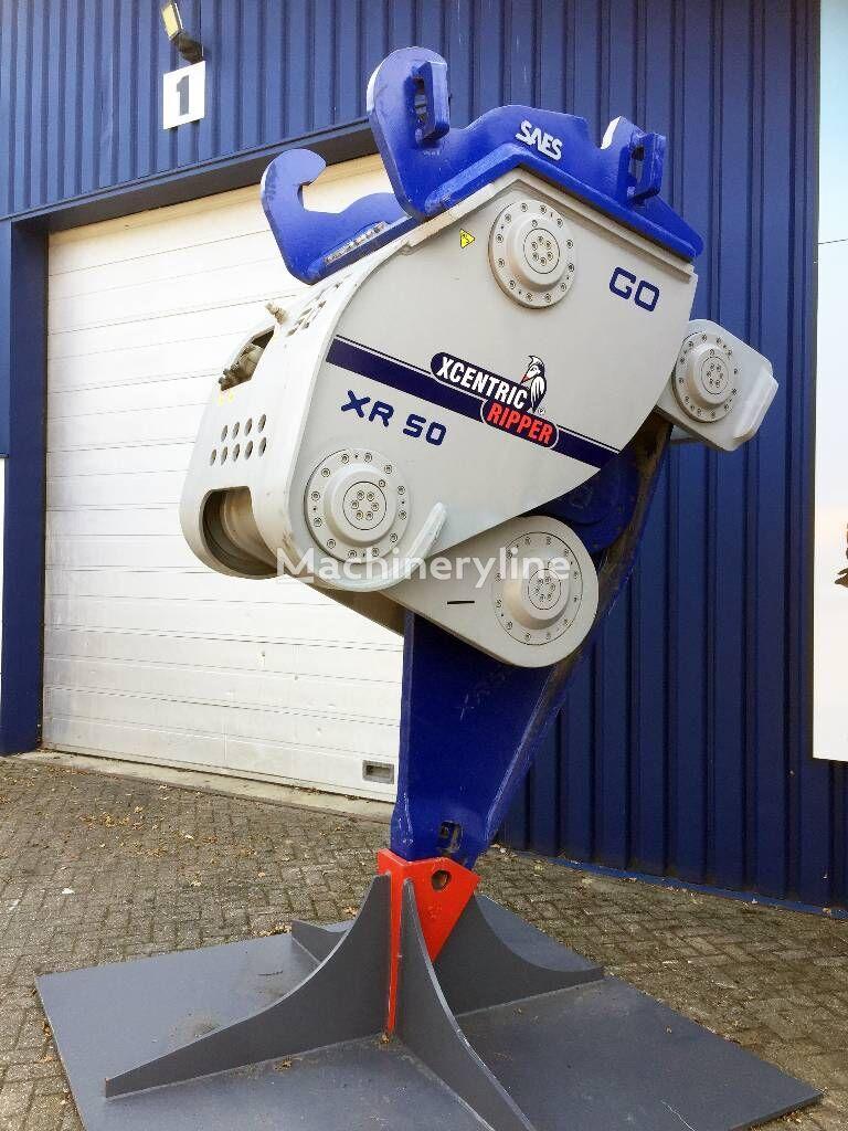 XCENTRIC Ripper XR 50 hydraulic breaker