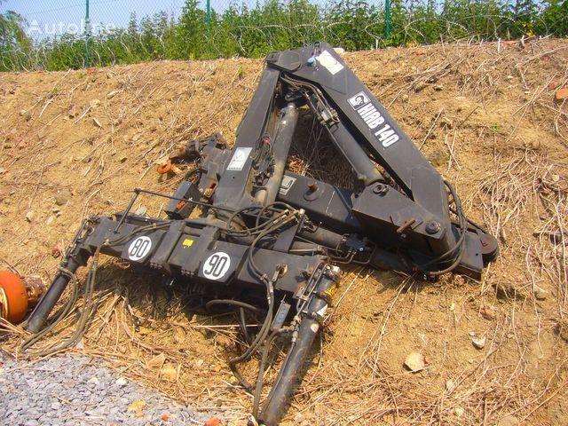 ( Shveciya ) loader crane