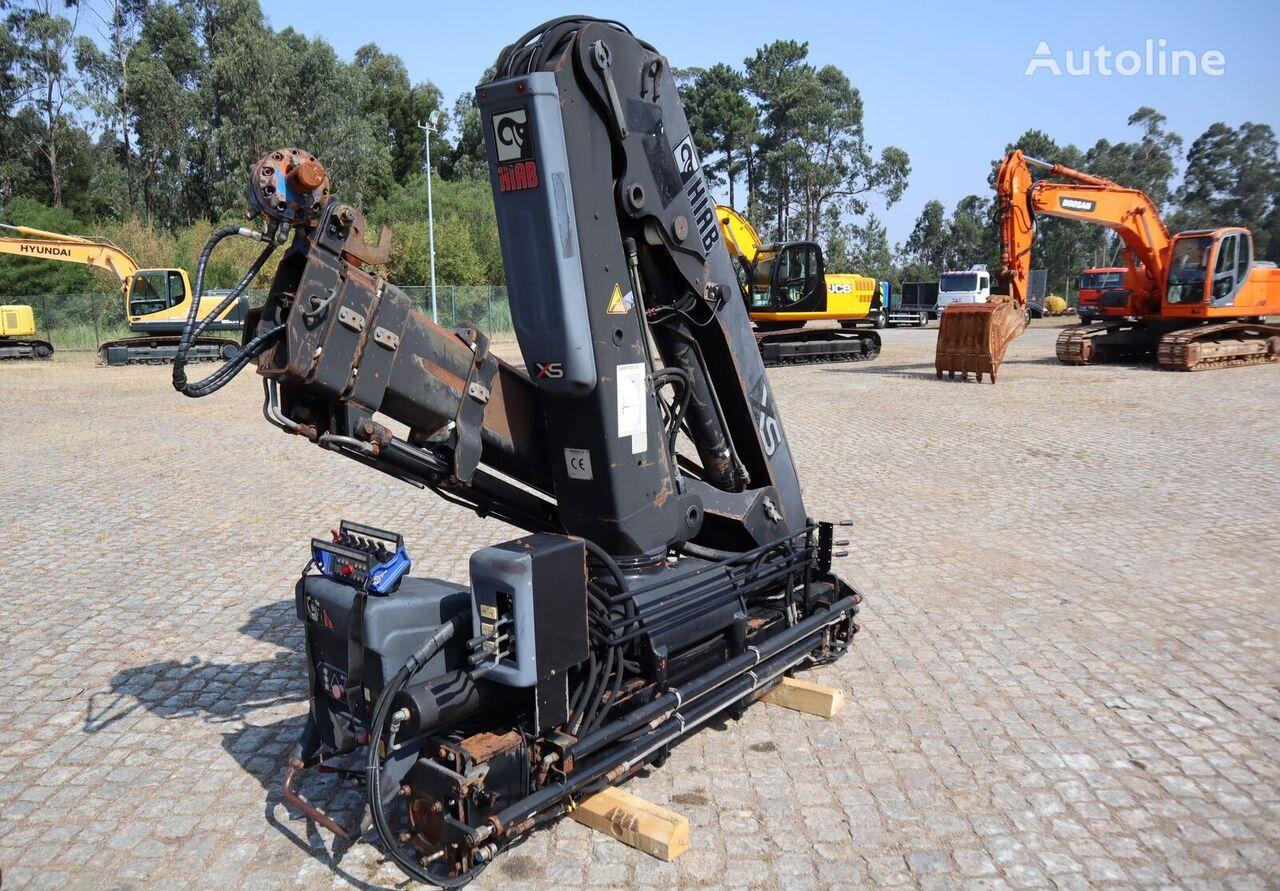 HIAB 144BS-3 CL loader crane