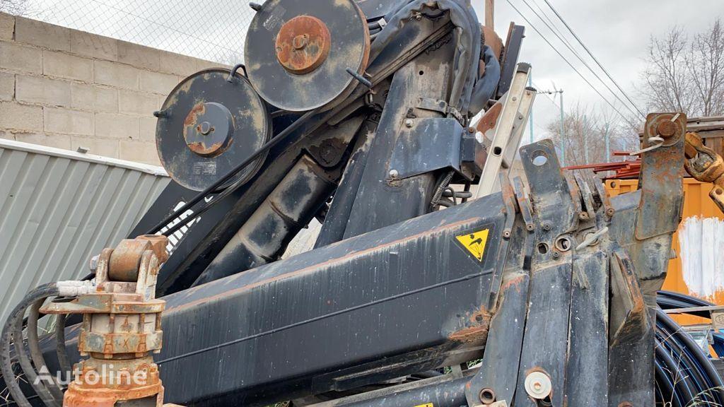 HIAB 230-4 loader crane