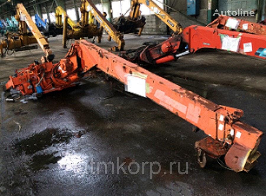 MAEDA  Crane MC 254 loader crane