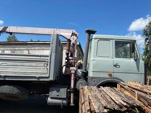 MAZ 53366 loader crane