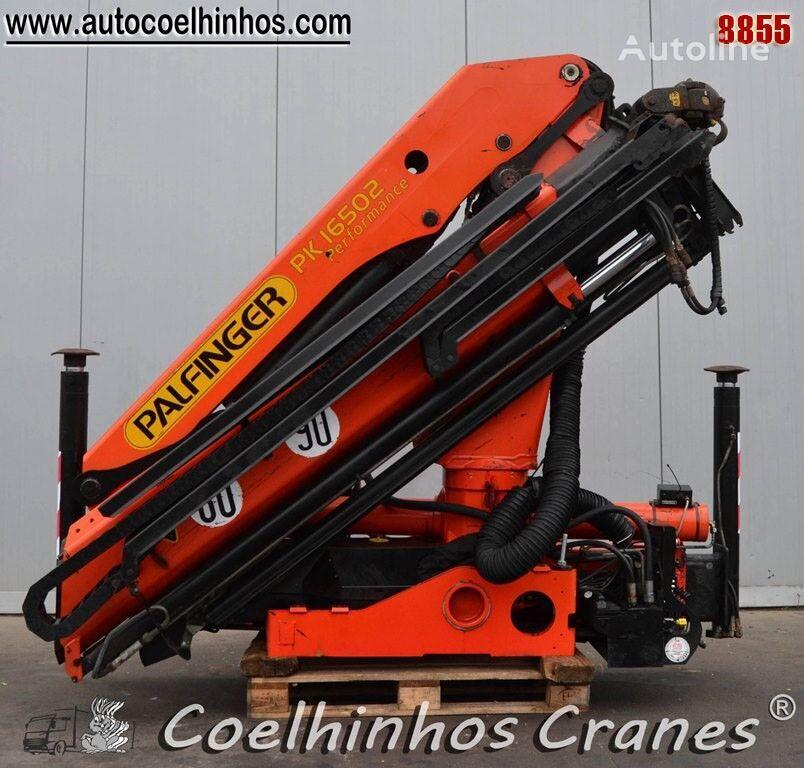 PALFINGER PK16502 Performance loader crane