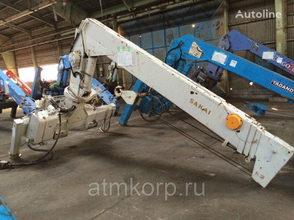 SAKAI CRANE SK-374A loader crane