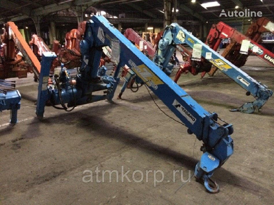 TADANO CRANE 294 loader crane